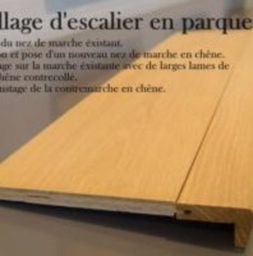 Marc Pauwels - SOCX - Les escaliers et habillages